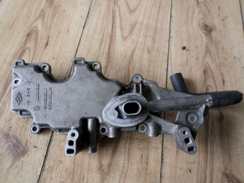 Renault Megane Scenic Motorentlüftung Zylinderkopf 7700110219  7700106946