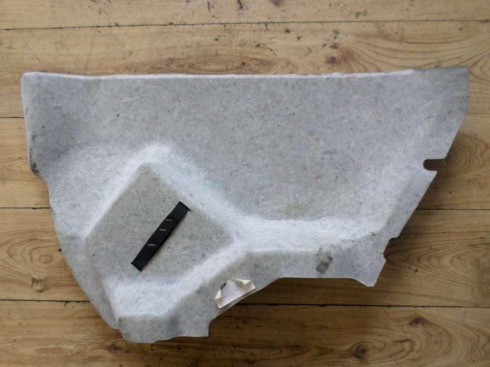 Original Ford Focus Bj 1999 Verkleidung Abdeckung Kofferraum hinten links 98ABA31149AJKZKAP
