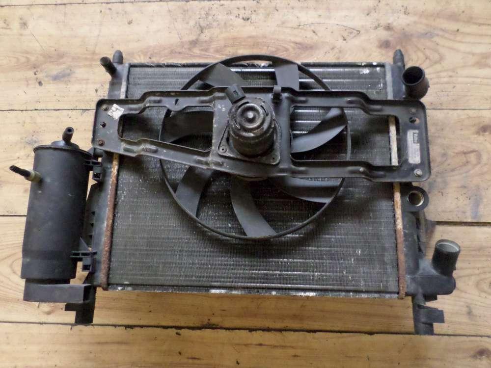 Original Renault Twingo Wasserkühler  Kühler mit Lüfter 7700822618D