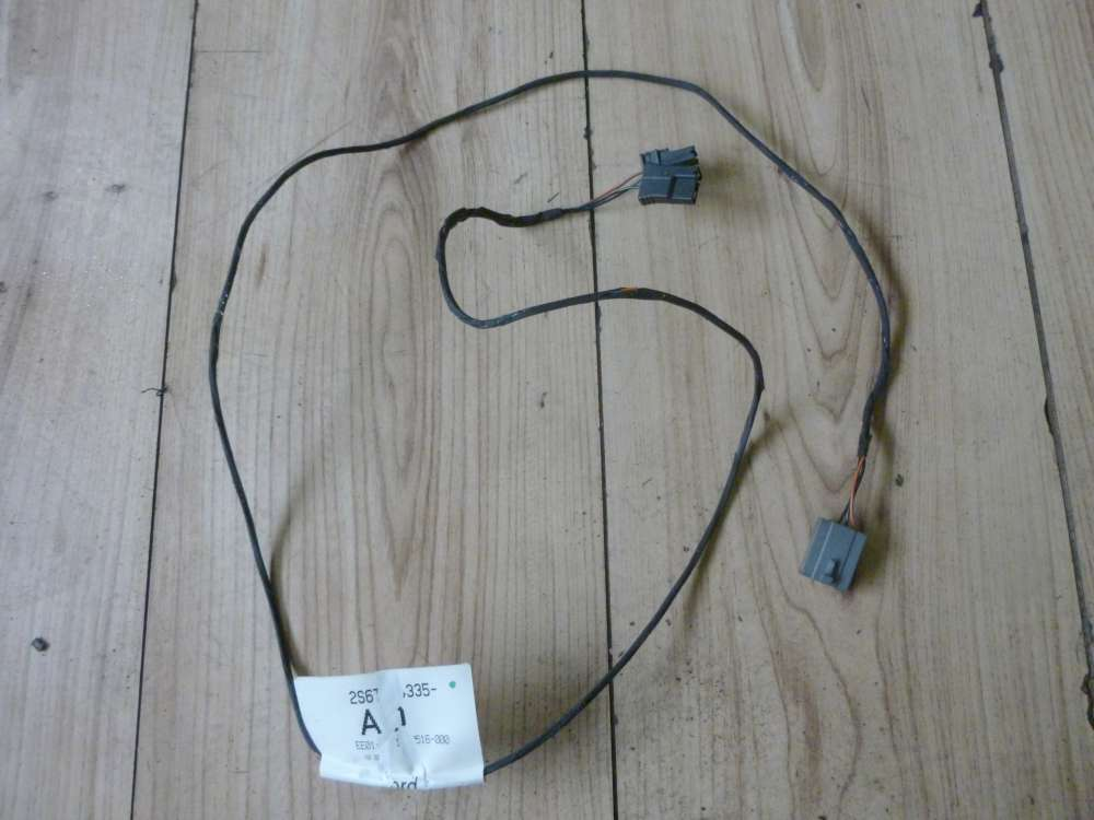 Original Ford Fiesta Courier Heizung Kabelstrang 1107001010