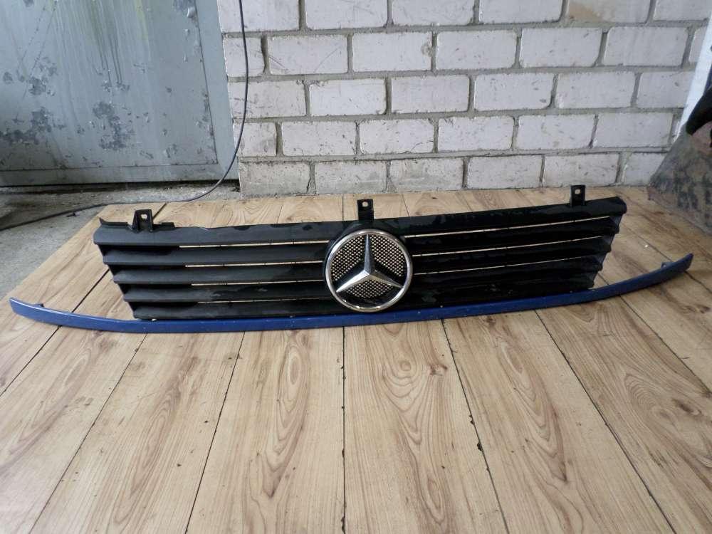 Mercedes Vito W638 V-klasse Original Kühlergrill Grill Blau A6388880415