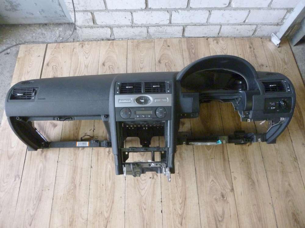 Armaturenbrett Ford Mondeo III Bj.07 Dashboard Armaturen Verkleidung Armaturen Komplett