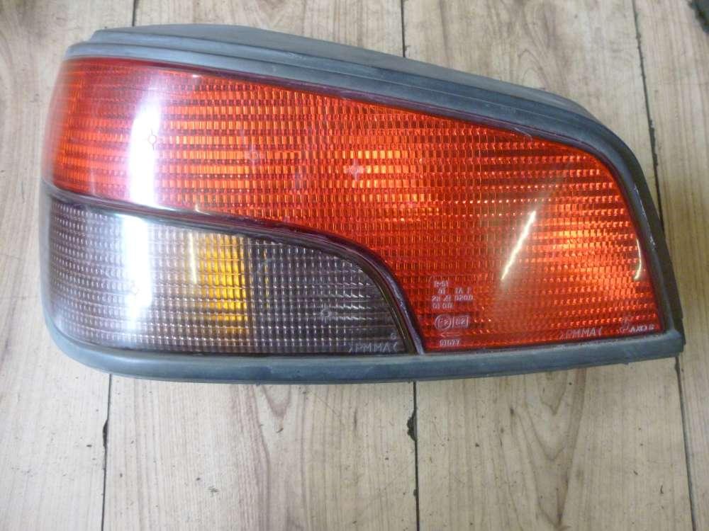 Original Peugeot Rückleuchte Rücklicht Heckleuchte rechts 2522