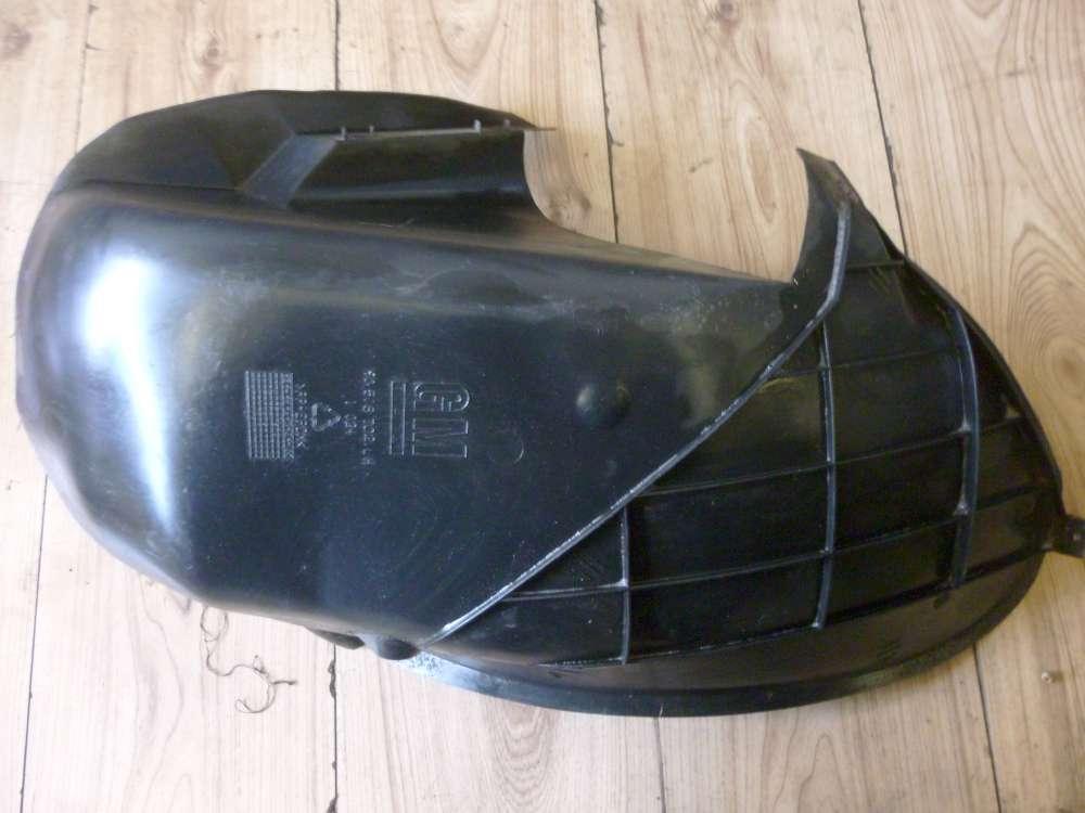 Opel Verkleidung Radhaus Hinten Links 09508702