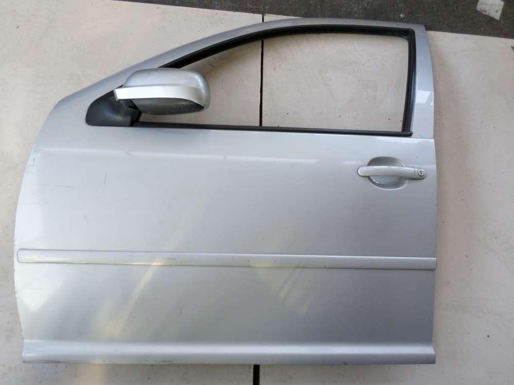 VW Golf 4  Kombi  Tür vorne links Fahrertür 4-Türer silber