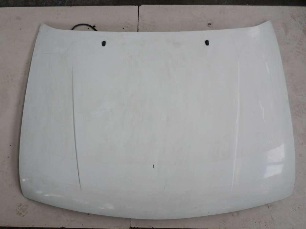 VW Golf III 3 Motorhaube Farbe : weiß