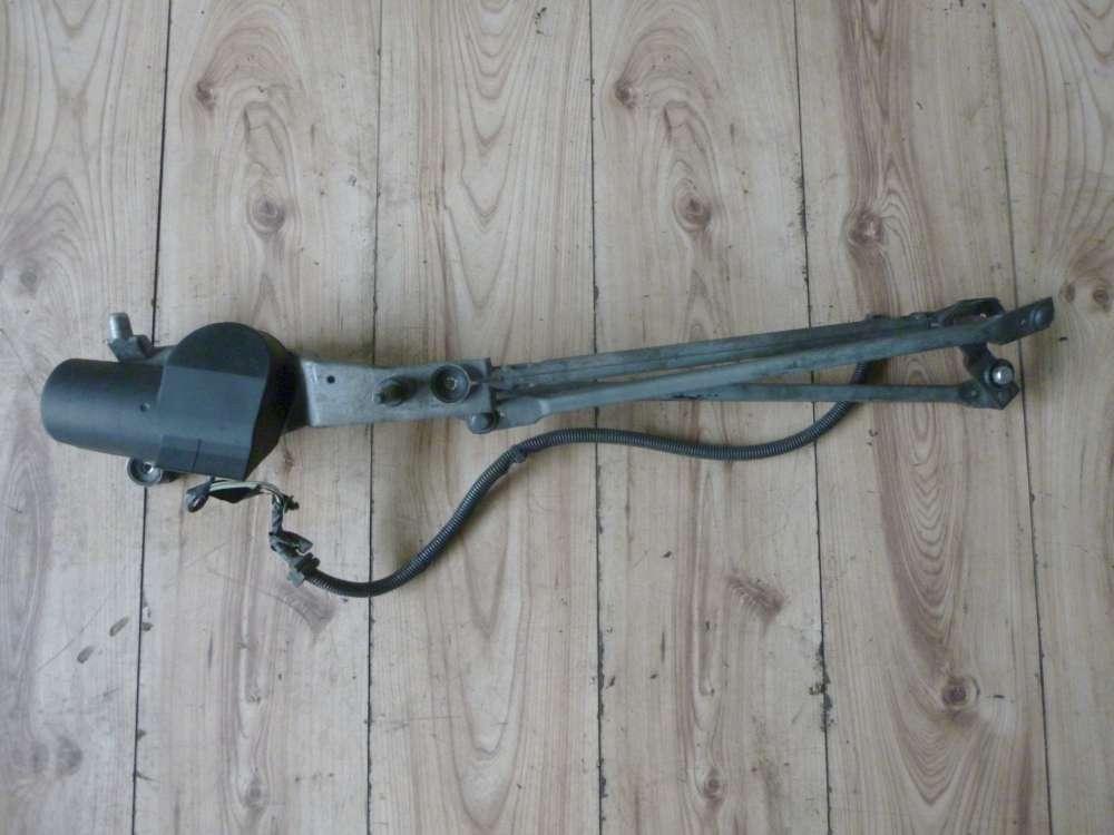 Ford Focus Typ DNW Wischermotor vorne mit Wischer und Gestänge 1395106486