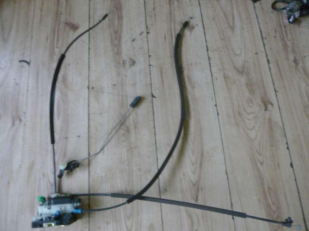 Renault Kangoo Bj:2001 Türschloss Hinten Rechts 7700303472