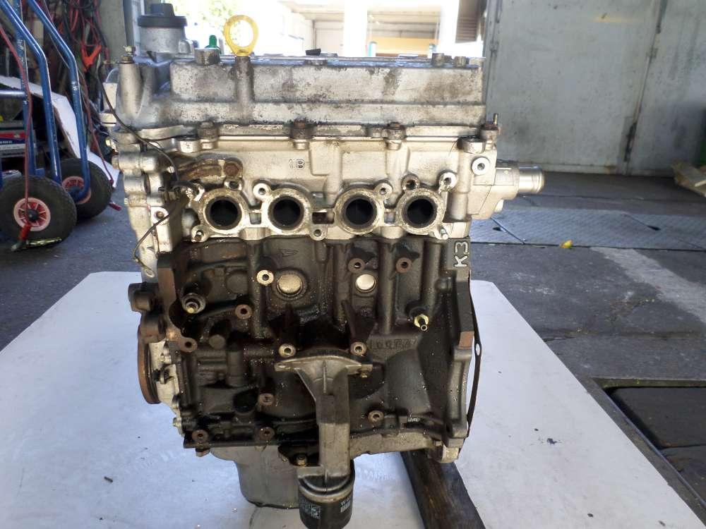 Motor K3-VE ohne Anbauteile (Benzin) DAIHATSU YRV (M2) 1.3 64 kW 87 PS