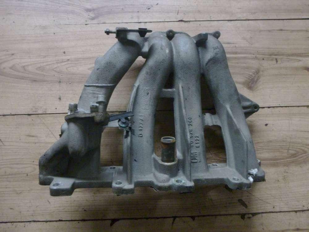Opel Vectra B AB:1995-2002 Ansaugbrücke Ansaugkrümmer 90528260