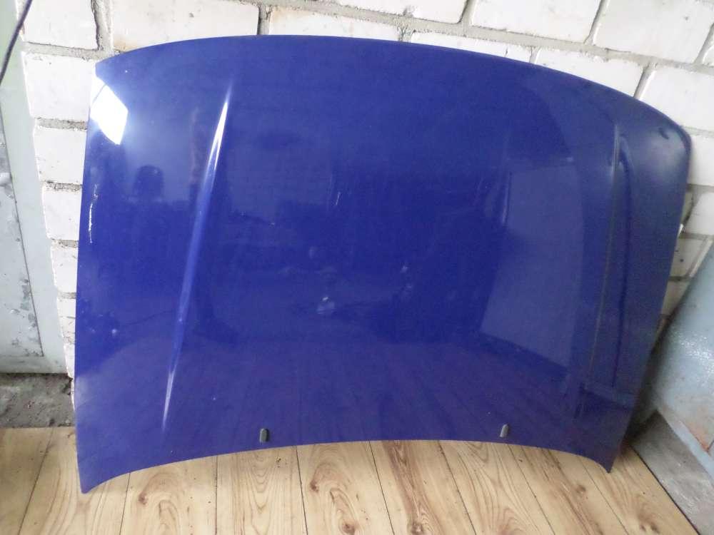 Ford Fiesta IV 4 JAS JBS 1995/08-2002/01 Motorhaube Farbe: Blau