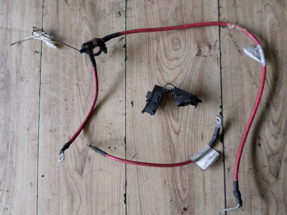 Fiat Punto 188 Batteriekabel 46523789 46524655