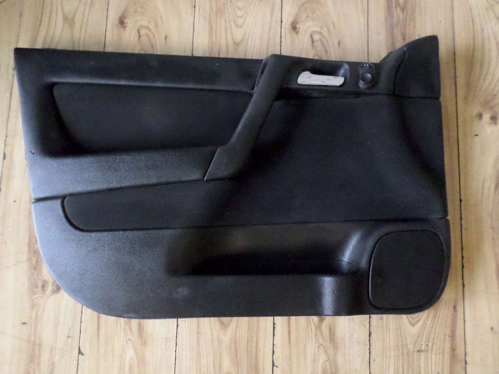 Opel Astra G Bj 1999 Original Türpappe vorne links 090561527