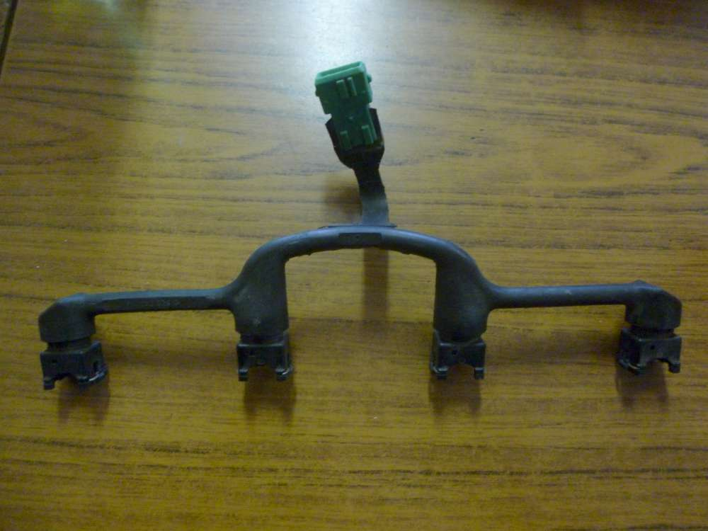 Peugeot 206 Bj.98 Kabelbaum Kabelsatz Kabel Einspritzleiste Einspritzdüsen