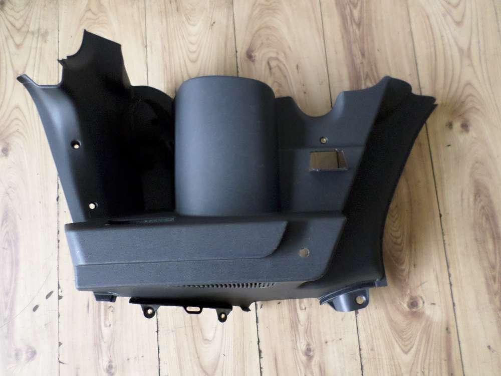 Opel Corsa C Bj:02 Kofferraum Verkleidung Abdeckung Seitenwand Hinten Rechts 09115232 / 463444294