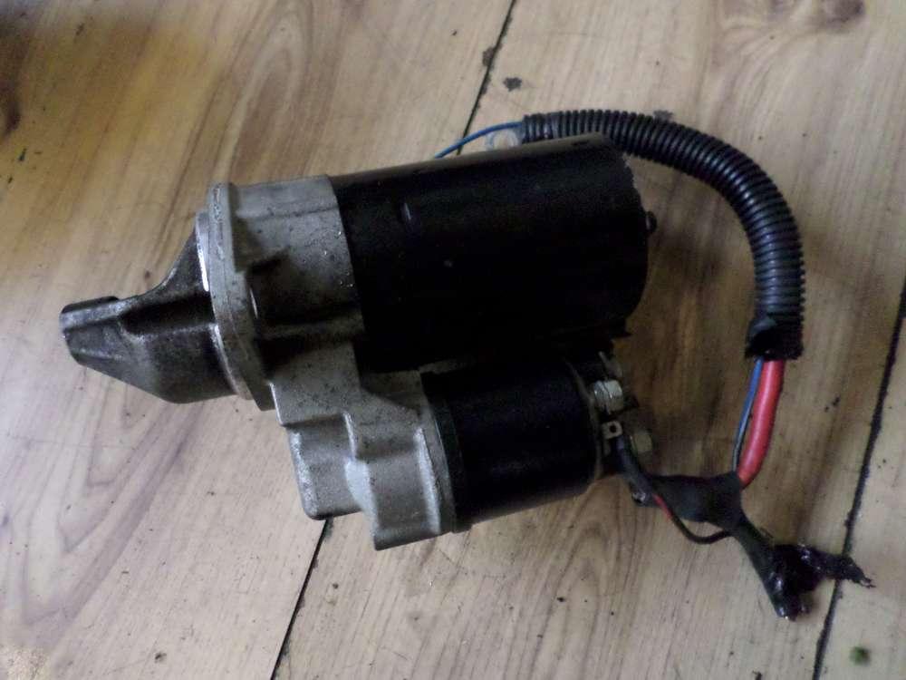 Opel Corsa C Bj 2002 Original Anlasser Starter Bosch 0001107402