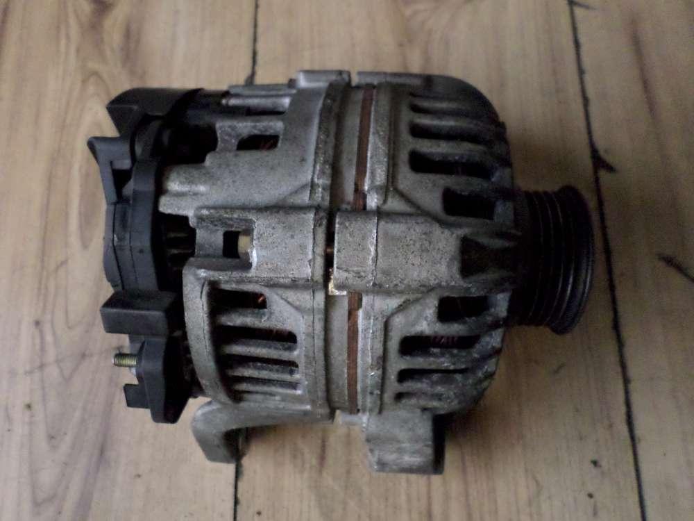Opel Corsa C BJ 2002 1,0 lichtmaschine Bosch 0124225018