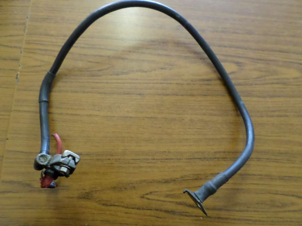 VW Batteriekabel Anlasser Kabel Kabelbaum