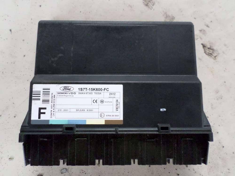 Original Ford Focus Steuergerät Komfortsteuergerät 1S7T-15K600-FC