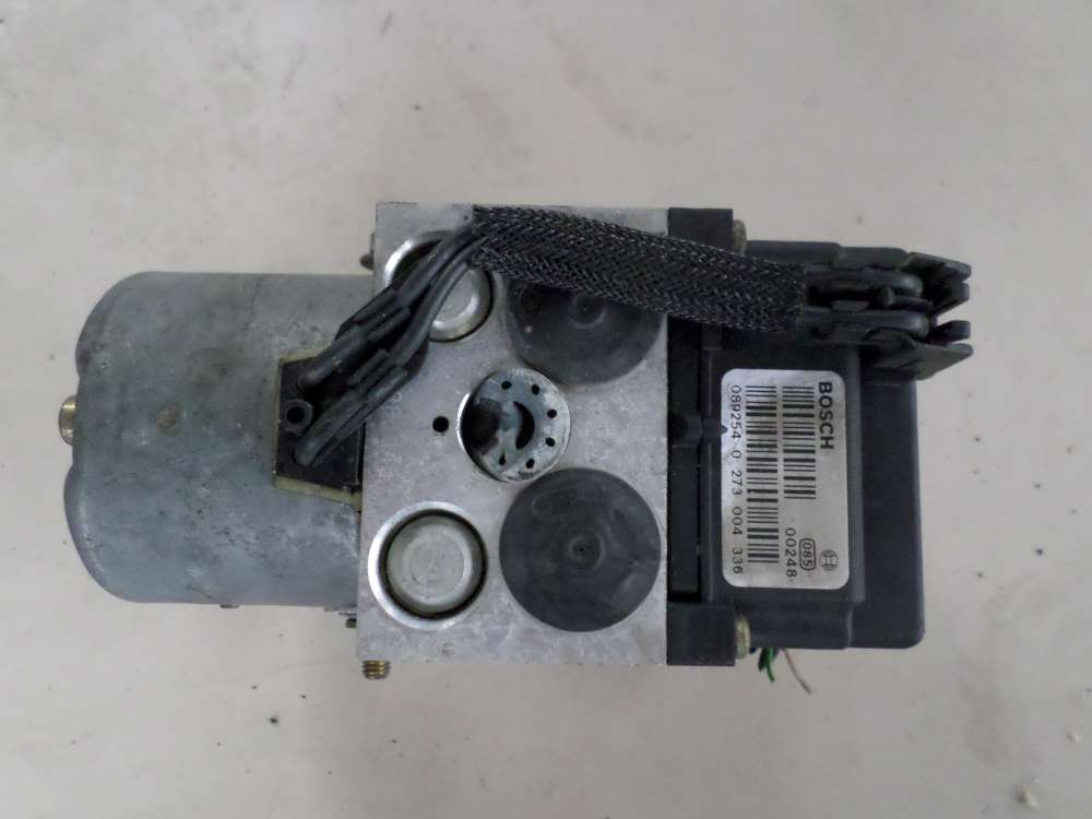 Fiat Punto 188 ABS Hydraulikblock 46541046 BOSCH 0265216618  ABS-Block