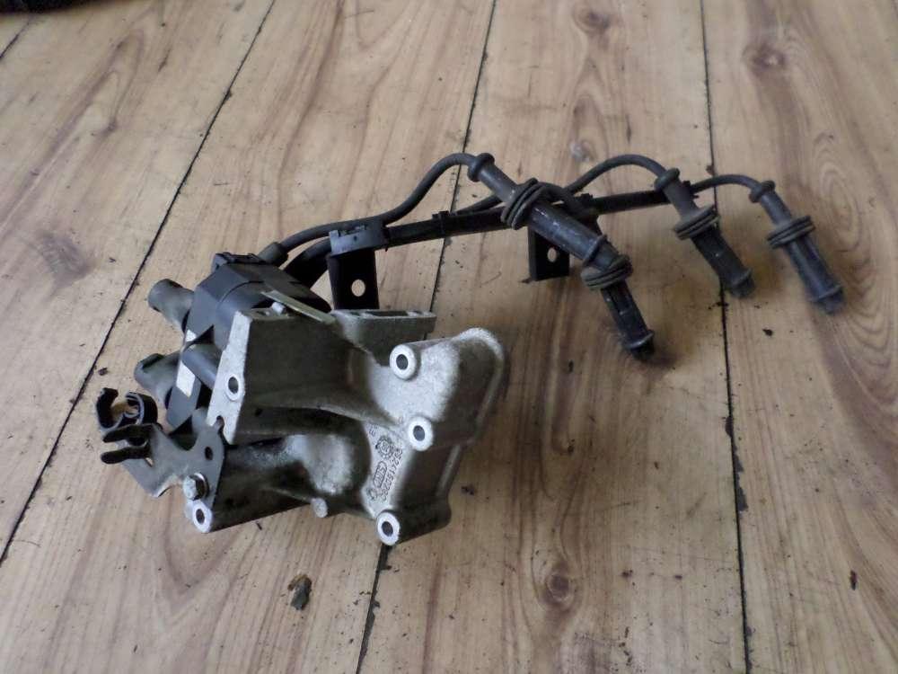 Peugeot 106 BJ 98 Original Zündspule inkl. Zündstecker 9624160280