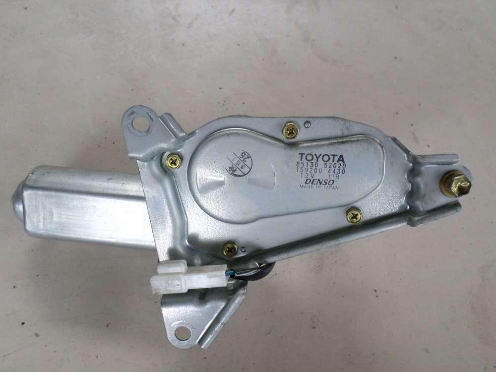 Original TOYOTA YARIS VERSO Wischermotor hinten  8513052020 / 1592004430