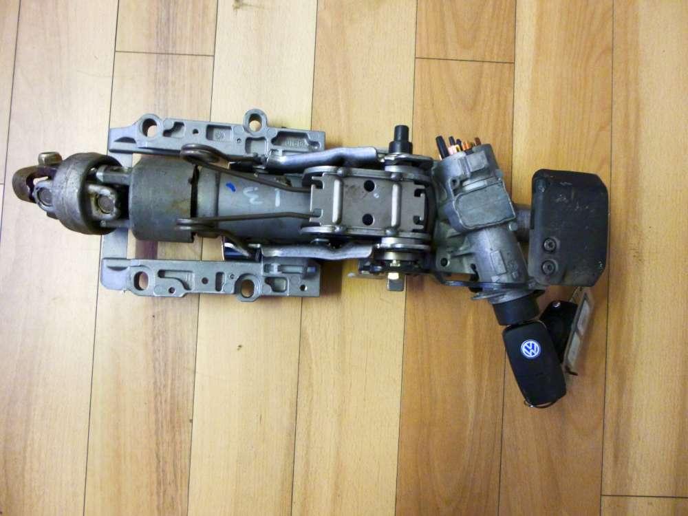 VW PASSAT Bj 2000 Lenkstock Lenksäule 3B0 419 502 C