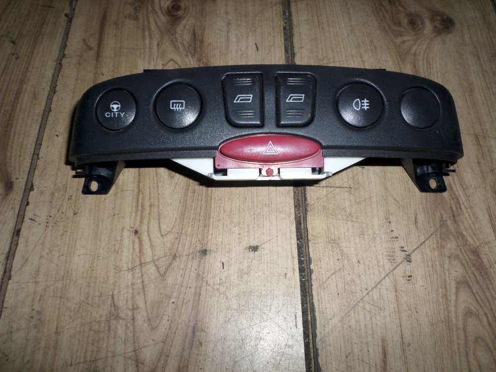 Fiat Punto Bj:2001 Mittelkonsole Schalterleiste Kombischalter Schalter