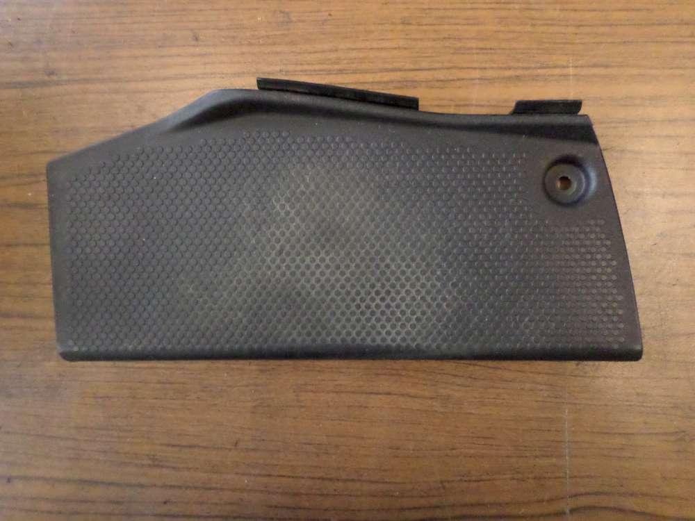 Original VW Golf 4 Auflage Fußstütze Verkleidung Abdeckung Schwarz 1J1864777A