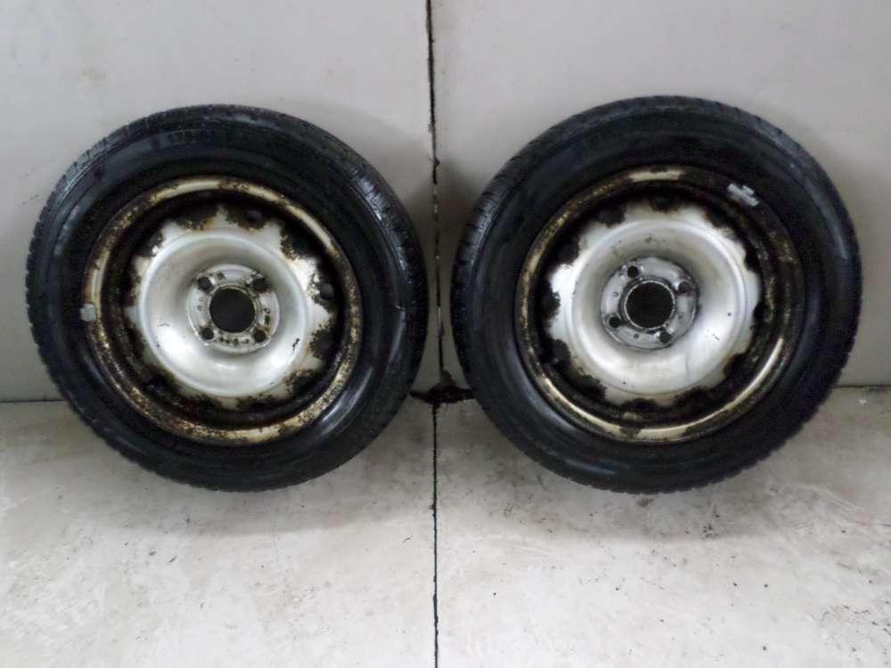 2xWinterreifen Peugeot 175/65R14 C90 88T 5,5JX14CH Profilteife: mm5 , 2140700