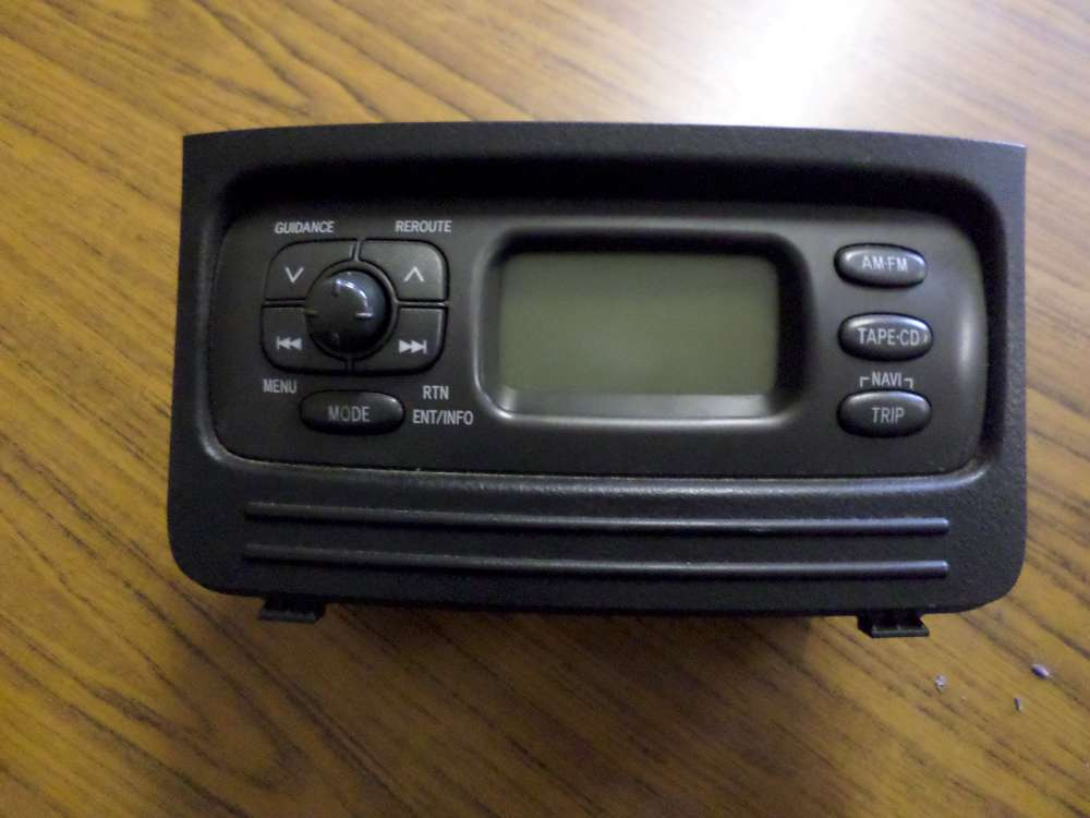 Toyota Yaris Verso Bj:2001 Radio Display Anzeige 86110-52030-C0 CN-TS0920A