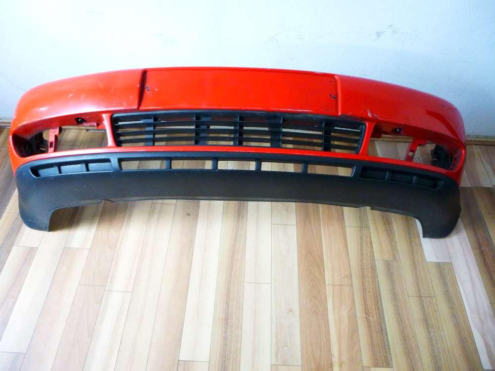 Audi A4 Bj 1998 Orginal Stoßstange vorne 8D0 807 111  Farbe Rot