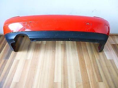 Audi A4 Bj 1998 Orginal Stoßstange Hinten Farber Rot 8D0 807 521