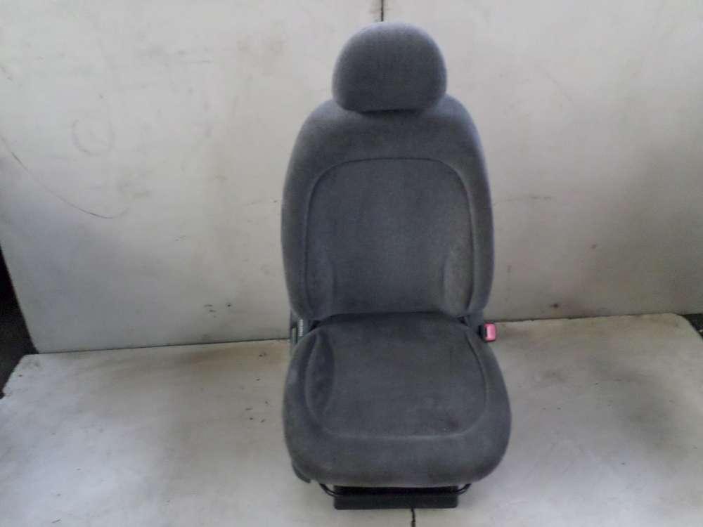 Sitz Vorne Rechts Beifahrersitz Original Toyota Yaris Verso Bj:2001 -4/5-Tür