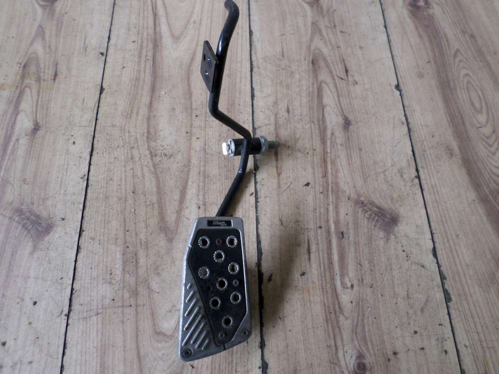 Peugeot 206 BJ:96 Gaspedal Pedal