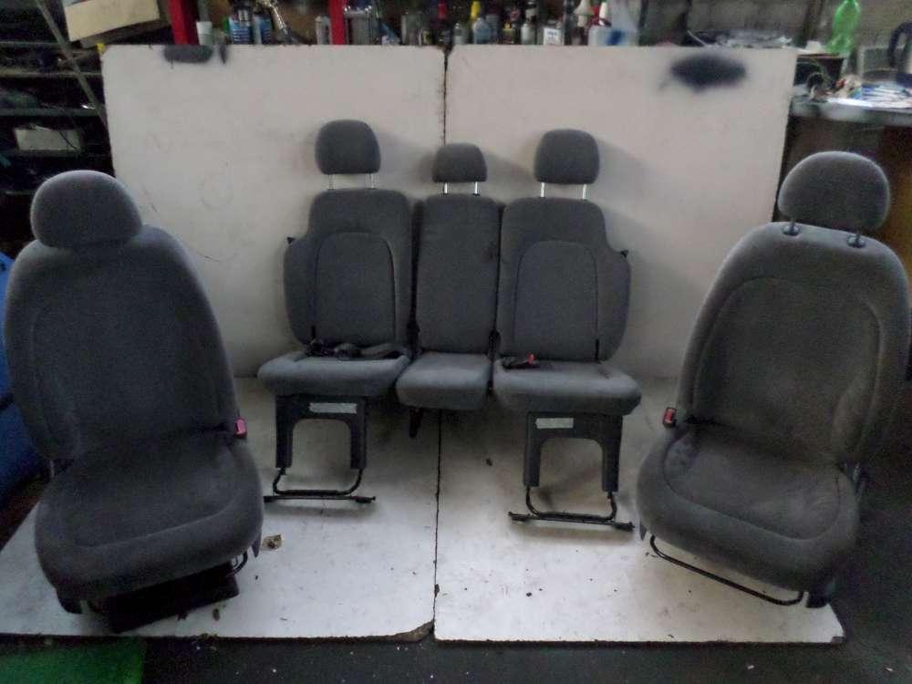 Toyota Yaris Verso Bj 2001 Original  Komplett Sitze 4/5 Tür
