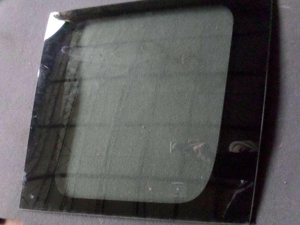 Toyota Yaris Verso Bj:2001 Seitenscheibe Seitenteil Rechts