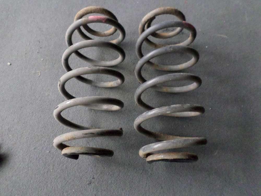Toyota Yaris Verso Bj:2001 Fahrwerksfeder Hinten Scheibenbremse