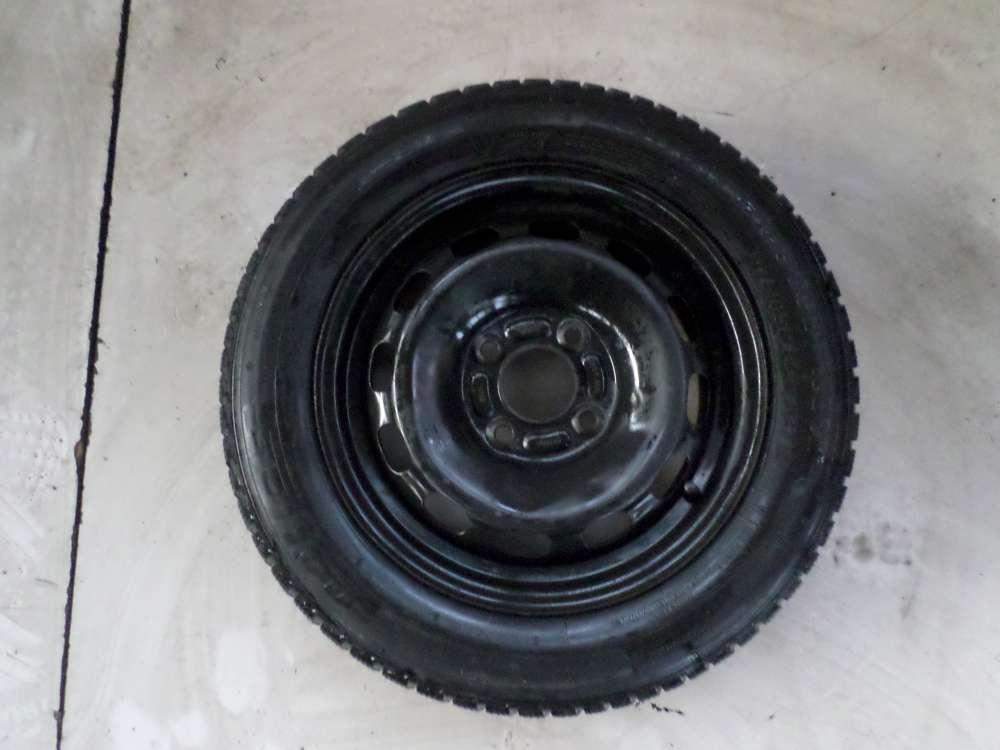 1 x Stahlfelge Rad Winterreife Ford Focus 175/65 R14 82T - 5,5Jx14H2 ET47,5