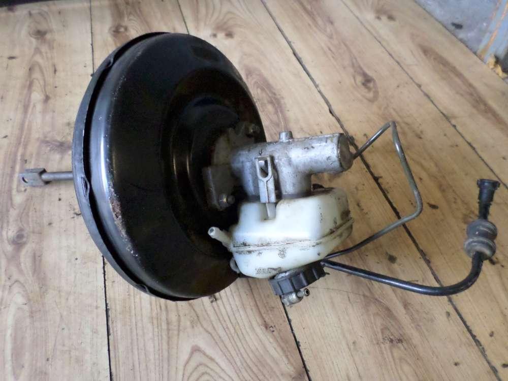 Opel Astra G Bj:99 Bremskraftverstärker Hauptbremszylinder 90498034