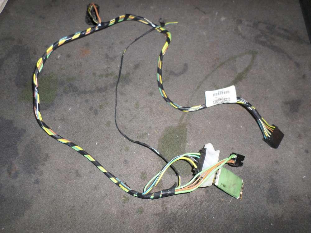 Original  Opel Corsa C Kabelbaum Heizgebläse Klimakasten Gebläsekasten 970820A 90535110