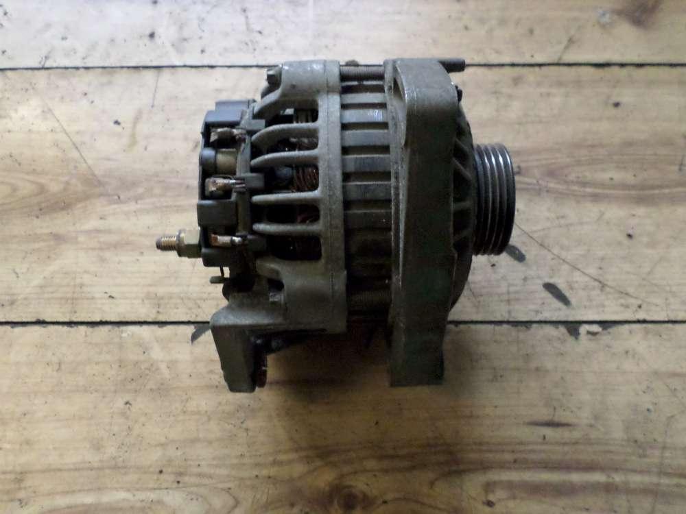 Original Renault Kangoo Lichtmaschine T107808311