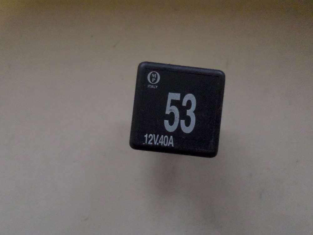 Vw Golf 4 Skoda Audi Seat Relai 53 Nebelscheinwerfer Steuergerät 141951253B