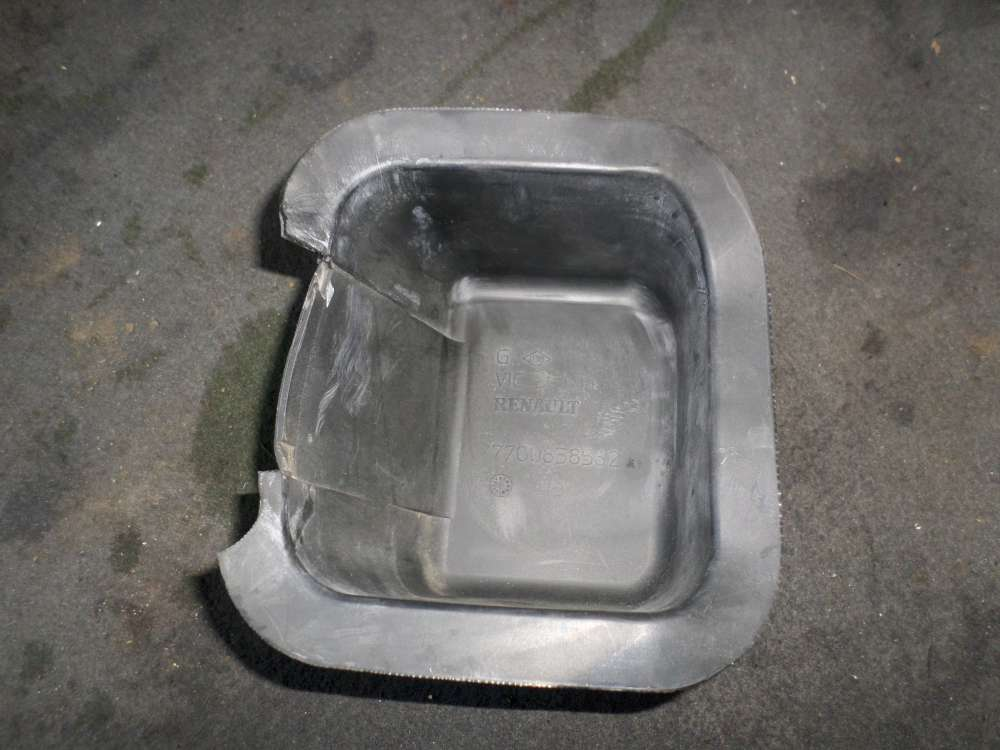 Original Renault Megane scenic Gummiabdeckung Links 7700838562